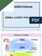 Kaizen Continuous Improvement Philosophy