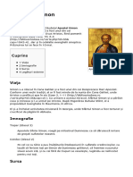 Apostolul Simon