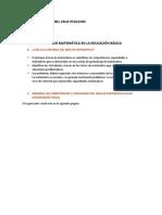 AREA DE MATEMATICA-FLOR YESEBEL CRUZ PFOCCORI