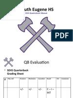 QB Manual