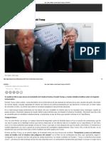 Dos Libros_ Misiles Contra Donald Trump _ HISPANTV