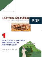 6. Historia del pueblo de Dios