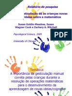 A gesticulação na aprendizagem da matematica-2.ppt