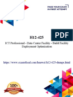 Updated H12-425 questions & answers, Valid H12-425 Dumps