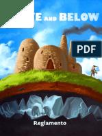 Above and Below - Reglas