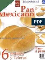 PANES DE MESA Y MANTEQUILLA