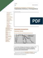 Procesos de los tratamiebtos termicid