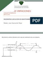 Clase 2 Conceptos basicos de vibraciones mecánicas