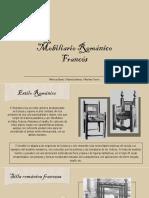mobiliario romanico
