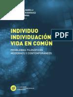 Individuo Individuacion Vida en Comun Libro (1)
