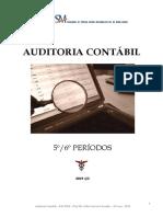 APOSTILA AUDITORIA - FACESM 2019 - 1 e 2
