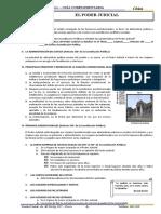 Formacion Civica   5to Ano  I Bimestre 2020  Poder Judicial