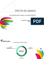 Estrategias metodológicas para la elaboración del Proyecto de Grado de Bachillerato