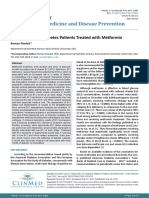 Vitamin B12 for Diabetes Patients Treated with Metformin