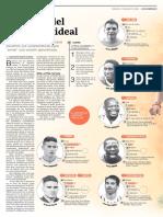 En busca del futbolista ideal