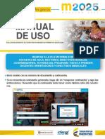 manual de cargue de video de auto grabacion a la plataforma 2015