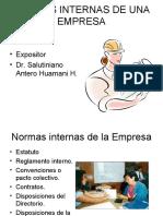4.NORMAS INTERNAS DE EMPRESA.2013 Ok