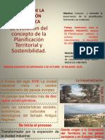 evolucion de la planificacion territorial-