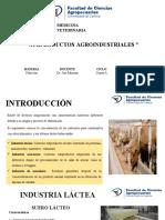 subproductos agroindustriales