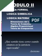 Modulo II Logica Formal Clase2