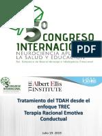 2.6 (3) TRATAMIENTO DEL TDAH
