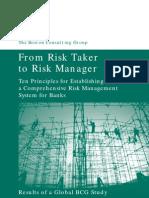 Bank Risk Manager WP