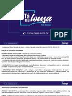 CURRÍCULO DA CIDADE - EDUCAÇÃO DE JOVENS E ADULTOS - EDUCAÇÃO FÍSICA