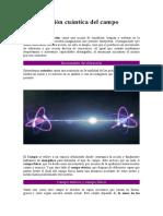 Armonización cuántica del campo energético