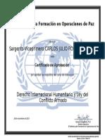 4.4 DIPLOMA - DERECHO INTERNACIONAL HUMANITARIO Y LEY DEL CONFLICTO ARMADO