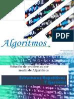 Algoritmos EstructurasRepetitivas Ej#1