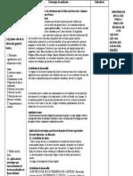 PRIMERA UNIDAD ESPAÑOL PRIMER NIVEL 2015