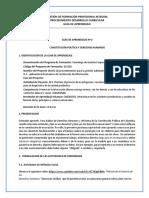 Guía 2. Constitución Política y Derechos Humanos