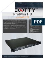 Scotty ProMin HD 2020