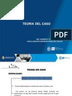 TEMA 3 TEORIA DEL CASO DRA OBANDO