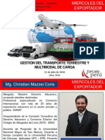 contrato de transporte internacional aaa