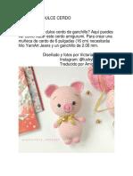 AMIGURUMI DULCE CERDO.pdf