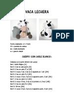 Vaca lechera patron en español