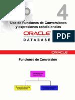 04 Uso de Funciones de Conversiones y Expresiones Condicionales