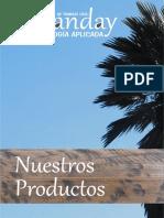 Caranday - Catálogo de productos