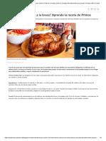 Cuarentena Perú _ Pollo a la brasa casero _ Esta es la receta (casera y secreta) del restaurante que prepara el mejor pollo a la brasa de Lima _ Primos Chicken Bar _ NNDC _ Gastronomía _ Publimetro Perú.pdf