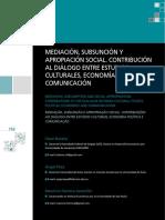 Apropiación Social_estudios Culturales