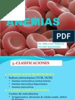 anemias en genral  PRIMERA PARTE .ppt