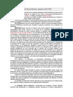 1810-1880 La constitución del Sistema Educativo Argentino