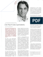 Kommunikationsberater Dr. Udo Nimsdorf in Marketing Profile 06/2010