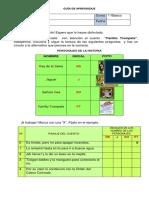 GUÍA N° 4  CLASES N° 10 Y 11 FANTITO TROMPETA