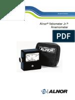 alnor-velometer-jr-8100-8-manual