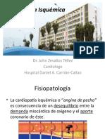 Cardiopatía Isquémica CTO