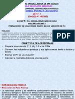 PRACTICA N°4 ACIDOS BASES PH 2019-2