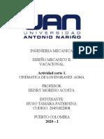 Guía de trabajo No.1_Diseño Mecánico II_ UAN_ VAC_2020-I__