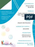 Trabajo No. 1-Agencias de Viaje-Alejandro Rubí